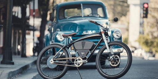 Art on Wheels | Creative Transportation at Vintage Electric Bikes