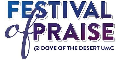 Festival of Praise Concert tickets