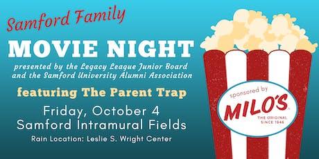 Samford Family Movie Night tickets