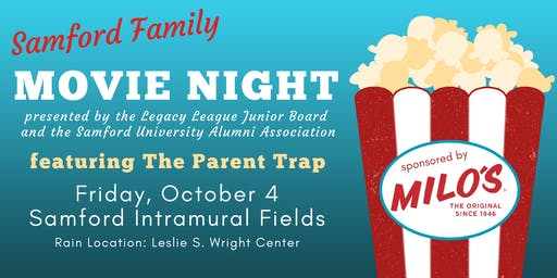 Samford Family Movie Night