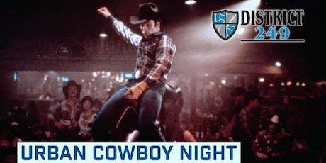 Urban Cowboy Night  tickets
