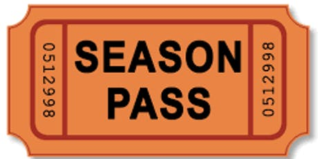 2019-2020 VIP SEASON PASS ($65 Sale Ends 11/1/2019) THREE productions:  She Kills Monsters (Nov 2019), Newsies (Mar 2020) PLUS ONE BONUS production tickets