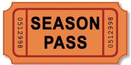 2019-2020 VIP SEASON PASS ($65 Sale Ends 11/1/2019) THREE productions:  She Kills Monsters (Nov 2019), Newsies (Mar 2020) PLUS ONE BONUS production tickets