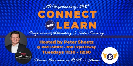 NW Expressway OKC, OK: Connect & Learn | Networking & Sales Training tickets