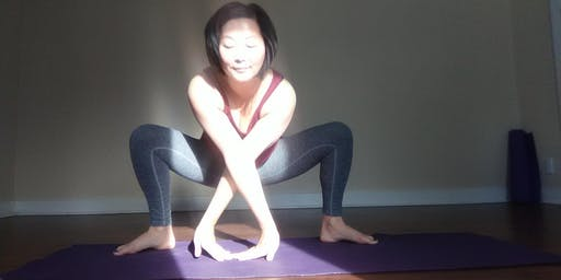 Beginning/Continuing Yoga