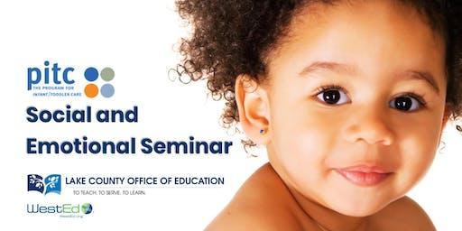 PITC Social and Emotional Seminar