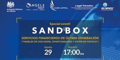 Querétaro. SandBox. Servicios Financieros de Última Generación
