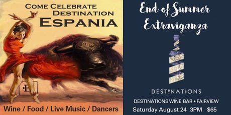 End of Summer Blowout Spanish wine party tickets