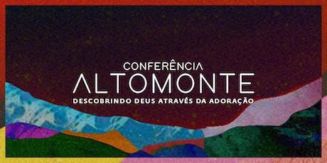 Conferência Altomonte ingressos