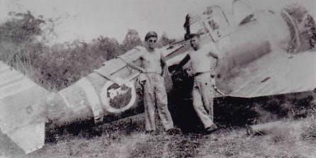 World War 2 RCAF Pilot Bob Farquharson