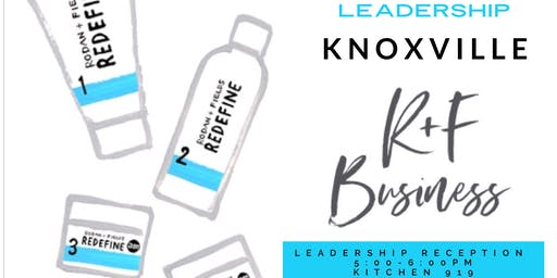 Knoxville R+F Leadership Reception