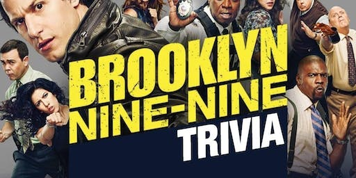 Brooklyn Nine-Nine Trivia Night at The Barley Mill Pub PENTICTON!