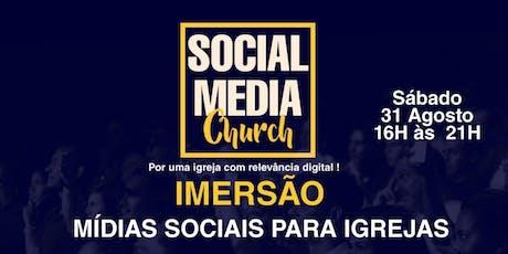 Social Media Church ingressos