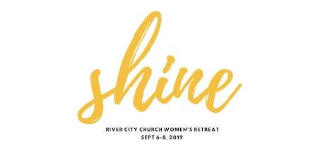 Shine - River City Bemidji Women's Retreat tickets