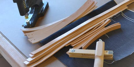Intro to Basic Leatherworking - Monogrammed Key Fob tickets