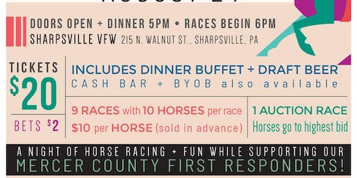 CHELSEA ROWE RESCUE FUND'S NIGHT AT THE RACES