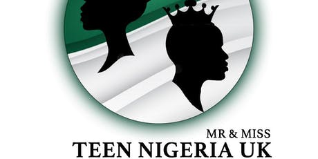 Mr & Miss Teen Nigeria UK Finals tickets