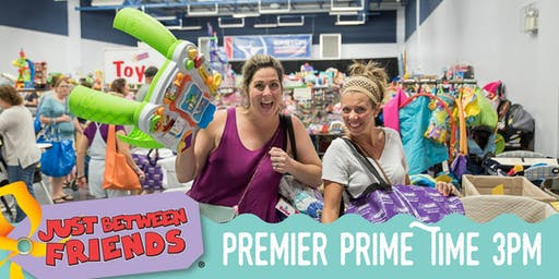 JBF Premier Prime 3pm Shopping MEGA Kids SALE