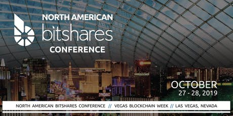 North American BitShares Conference tickets