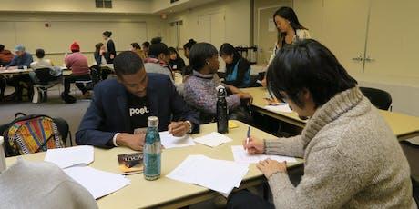 Writing An Effective Art Statement Workshop tickets