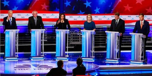 The Third (of infinity) Democratic Primary Debates (Night 1)!