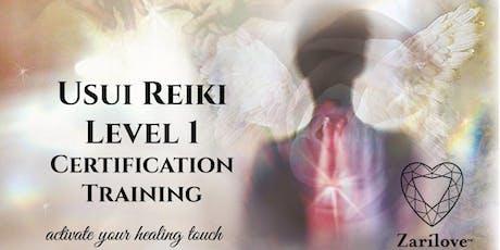 REIKI Healing Level 1 Training. (First Degree Attunement) Stockport Manchester  tickets