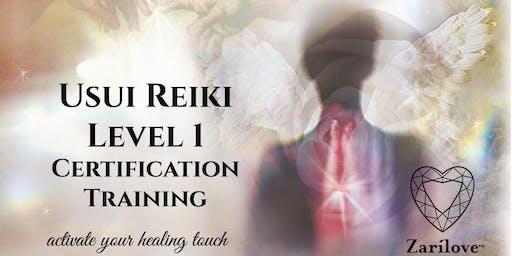 REIKI Healing Level 1 Training. (First Degree Attunement) Stockport Manchester