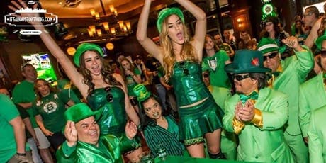 Washington Ave. St. Patrick's Pub Crawl 4th Annual - Houston - March 14th tickets
