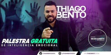 PALESTRA GRÁTIS DE INTELIGÊNCIA EMOCIONAL EM SANTO ANDRÉ - SP 21/08/19 ingressos