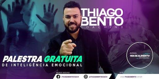 PALESTRA GRÁTIS DE INTELIGÊNCIA EMOCIONAL EM SANTO ANDRÉ - SP 21/08/19