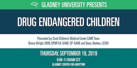 Drug Endangered Children tickets