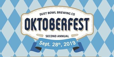 Dust Bowl Oktoberfest 2019 tickets