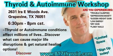 Thyroid & Autoimmune Options Workshop - Queen Silvy Radio Show tickets
