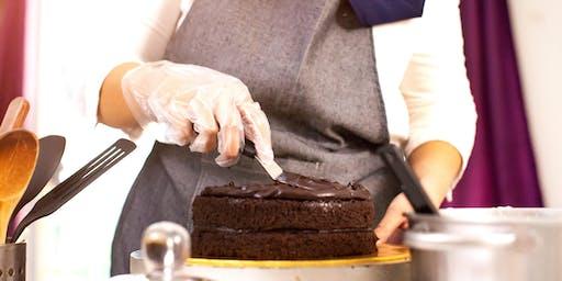 Classic Chocolate Cake, Paleo-Style