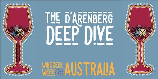 Wine Geek Week Australia: The d'Arenberg Deep Dive