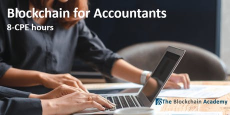 Blockchain for Accountants - Philadelphia tickets