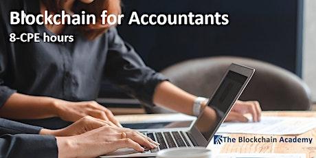 Blockchain for Accountants - Philadelphia tickets