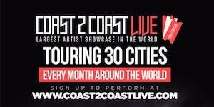 Coast 2 Coast LIVE Artist Showcase Las Vegas, NV  -...