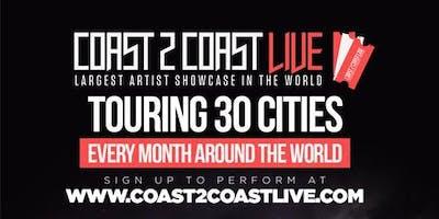 Coast 2 Coast LIVE Artist Showcase Las Vegas, NV  - $50K Grand Prize