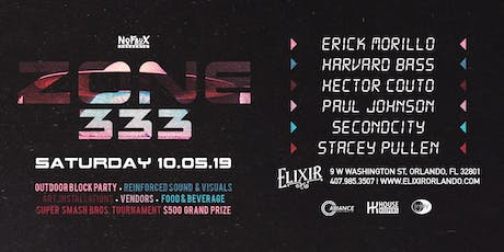 Nofaux Presents: ZONE 333 w/ Erick Morillo, Stacey Pullen, & More tickets