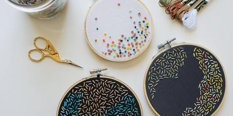 Contemporary Embroidery 101 tickets