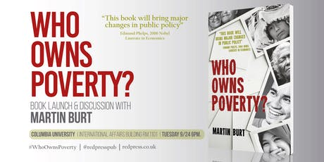 Book Launch & Discussion with Martin Burt and Nobel Laureate Edmund Phelps tickets