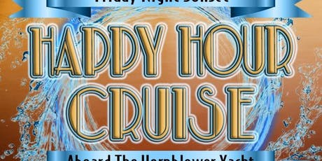 The Friday Night Sunset Happy Hour Cruise tickets