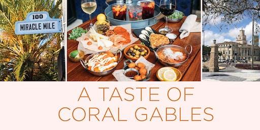 Taste of Coral Gables Celebration