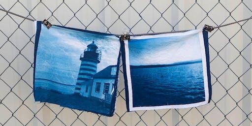 Photos in Blue Workshop