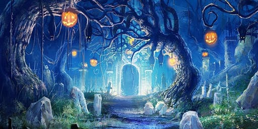 HALLOWE'EN GALA EVENT: ANCIENT RITUAL & CELEBRATION