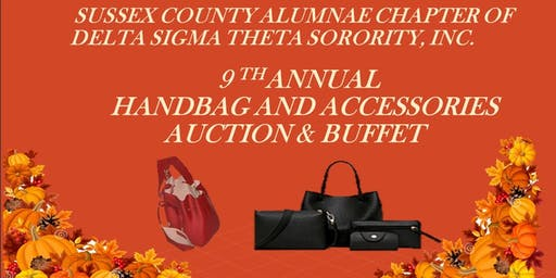Handbag and Accessories Auction & Buffet