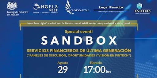 SANDBOX - Servicios Financieros de última generación