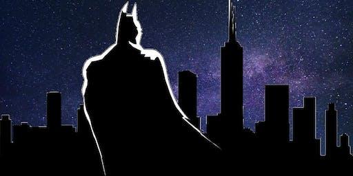 Batman's Rockin New Years Eve Costume Party