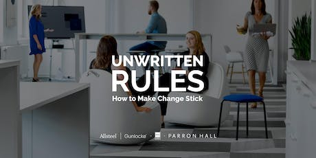 Allsteel Unwritten Rules tickets